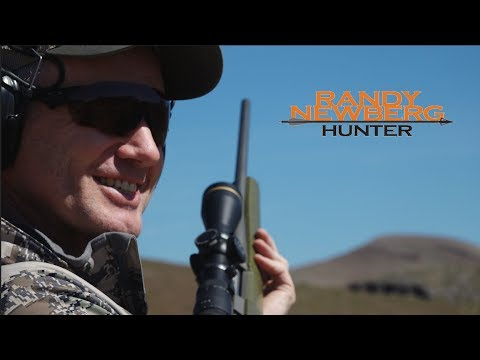 Shooting Practice As Hunting Practice With Randy Newberg And Howa Rifles