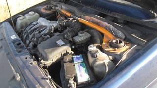 ВАЗ 2114 16 КЛ. Обзор тормозной системы.