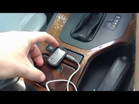 Колхозная музыка в BMW E39