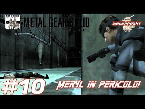 Metal Gear Solid: The Twin Snakes - Walkthrough - Dolphin Emu-Eng/Ita - Part#10 Meryl in pericolo!