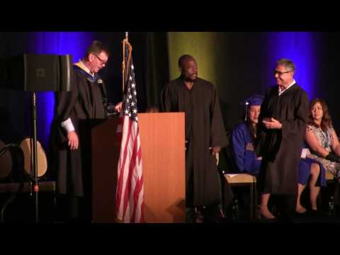 2017 SEEO Charter Commencement Ceremony