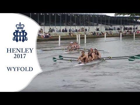 Haberfield v City of Bristol 'B' - Wyfold | Henley 2017 Day 2