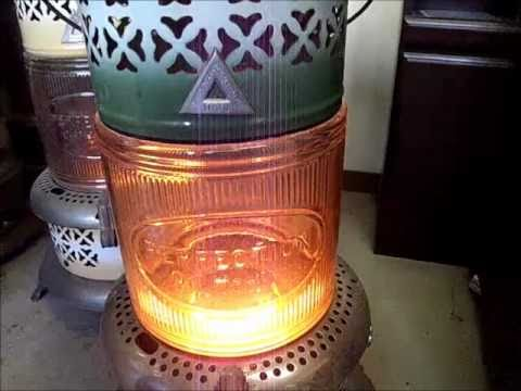 Perfection Oil Heater No1690 & No1691 - YouTube