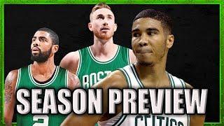 Boston Celtics 2018-19 Season Preview (30 Teams in 30 Days)
