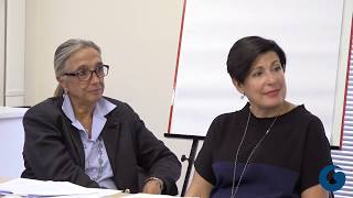 Intervista a Francesca Maria Battaglia e Monica Viganò - parte1