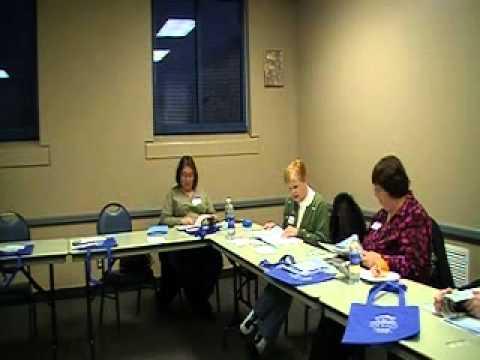 Program Guide Focus Group #3 - Feb. 7, 2013