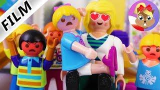 Playmobil Film polski NAUCZYCIELKA UWIELBIA TYLKO HANIĘ I NIENAWIDZI RESZTY UCZNIÓW! Szkoła