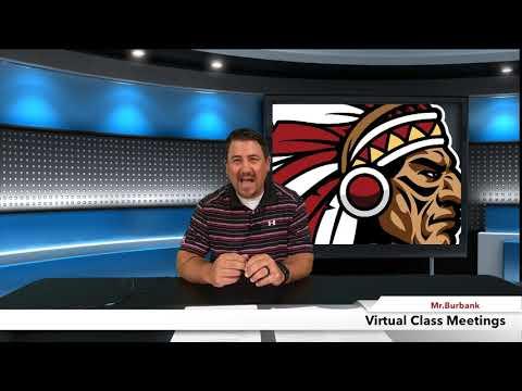 Mississinewa High School 2020 Virtual Class Meetings
