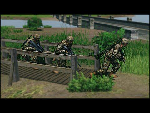 EPIC COMBAT RESCUE MISSION - Combat Mission: Black Sea Gameplay