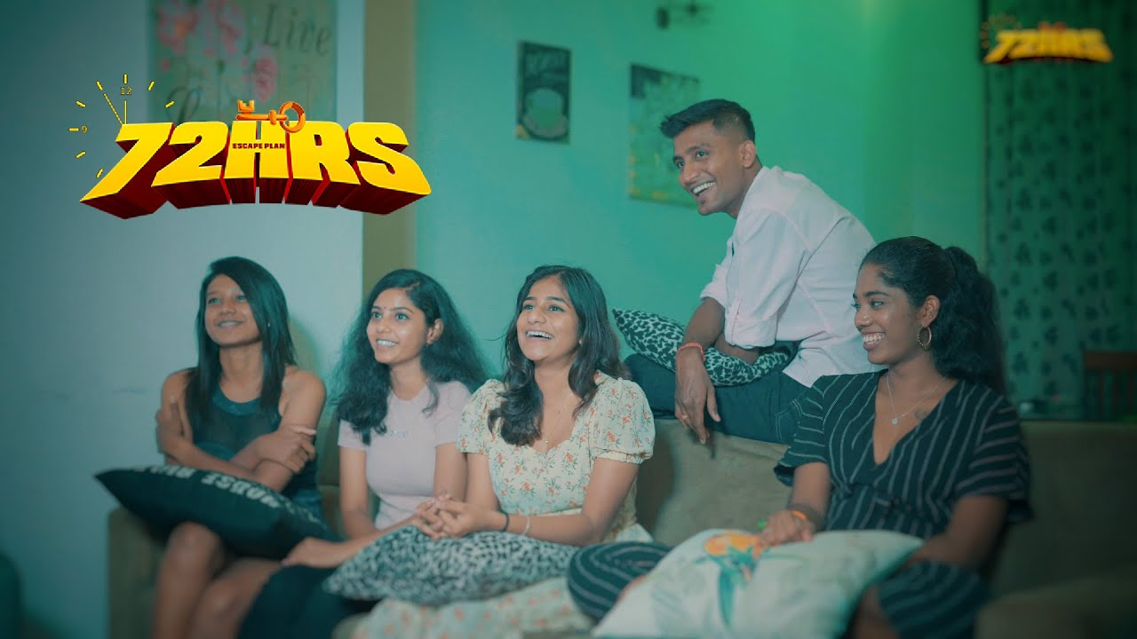 Download 72hrs Escape Plan Episode 1 | 22nd May | Official Media Partner Zee Tamil