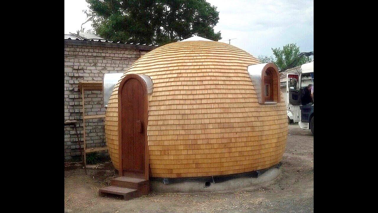 Баня купольная своими руками 621