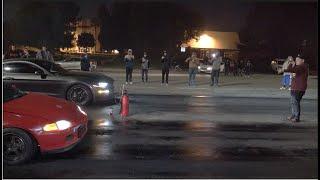 Turbo Honda Civic Vs Mustang 5.0 $1,400