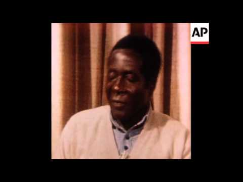 SYND 26 10 76 INTERVIEW WITH ZANU LEADER ROBERT MUGABE