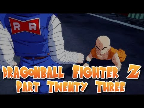 Dragonball Fighter Z Part 23
