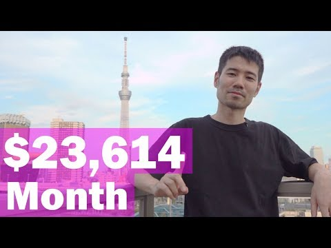 $23,614/mo Japanese Luxury Apartment In Tokyo (Asakusa, Airbnb)