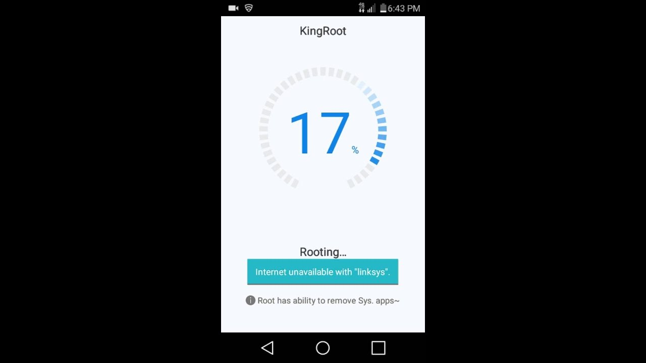 LG K7 root method