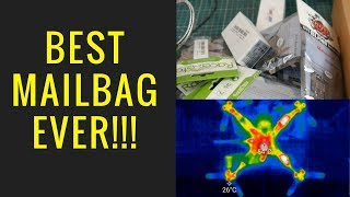 Thermal Imaging Drones // Best Mailbag Time Ever!!!