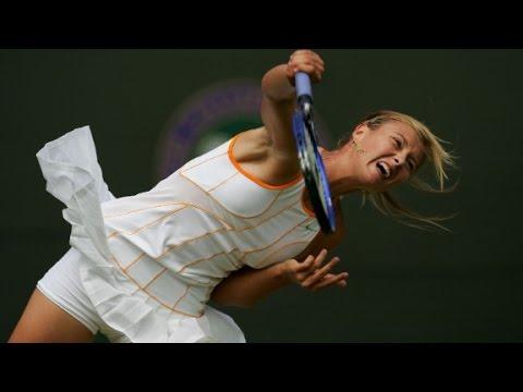 Is Maria Sharapova's failed drug test career ending?