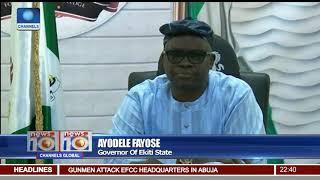 Gov Fayose Condemns Attack On Protesters In Abuja