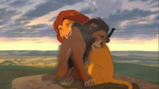 The Lion King (in 30 seconds)