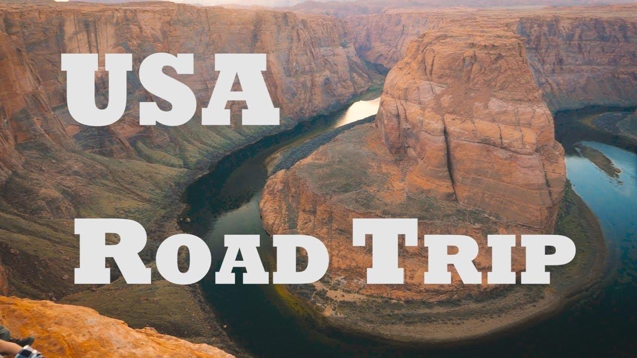 Usa road trip california nevada utah arizona 2017 doovi for California chiude l utah