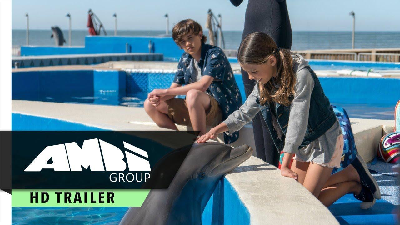 Bernie The Dolphin International Trailer 2018 Family Movie