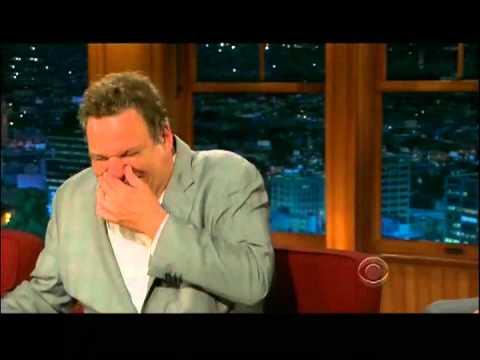 Craig Ferguson 6/1/12D Late Late Show Jeff Garlin XD