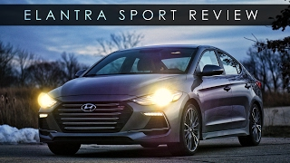 Review | 2017 Hyundai Elantra Sport | Logical Entertainment