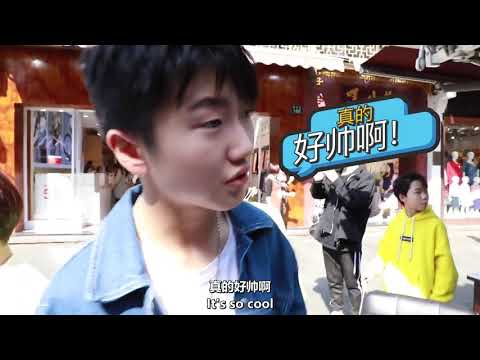 【ENG SUB】181105 BOY STORY Daily Theatre:Vlog In Hangzhou