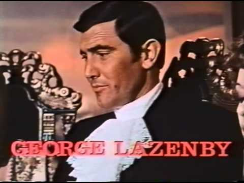 On Her Majesty's Secret Service 1969 Movie