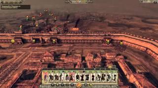 Исторические битвы Total War ATTILA - Равенна (эпичная оборона города)