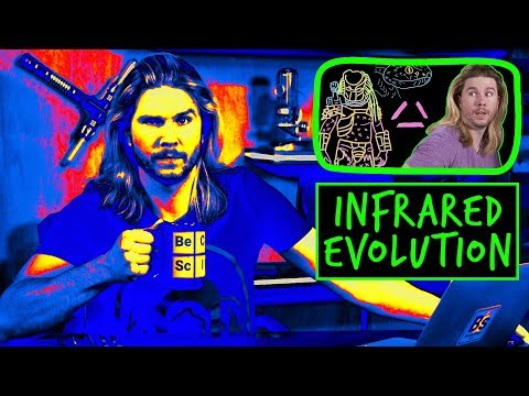 Infrared Evolution | Because Science Footnotes