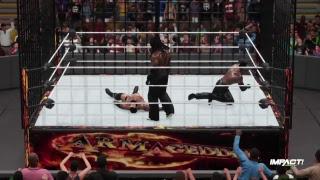Impact Caw Wrestling Presents: Armageddon Pt2