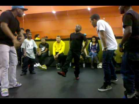 Bobb'e J. Thompson at L15:25 Dance Studio