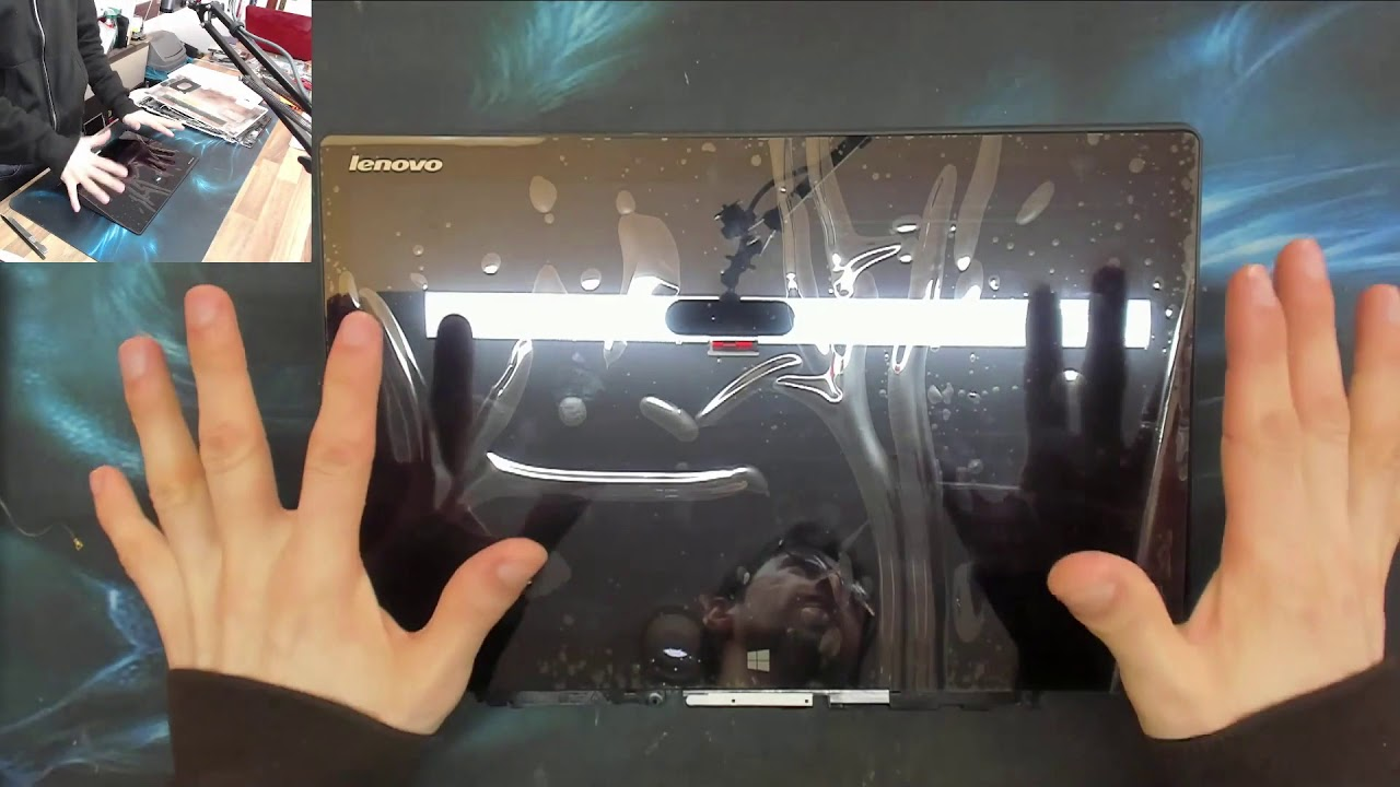LFC#152 - Lenovo Yoga 3 14 Touch Screen Replacement