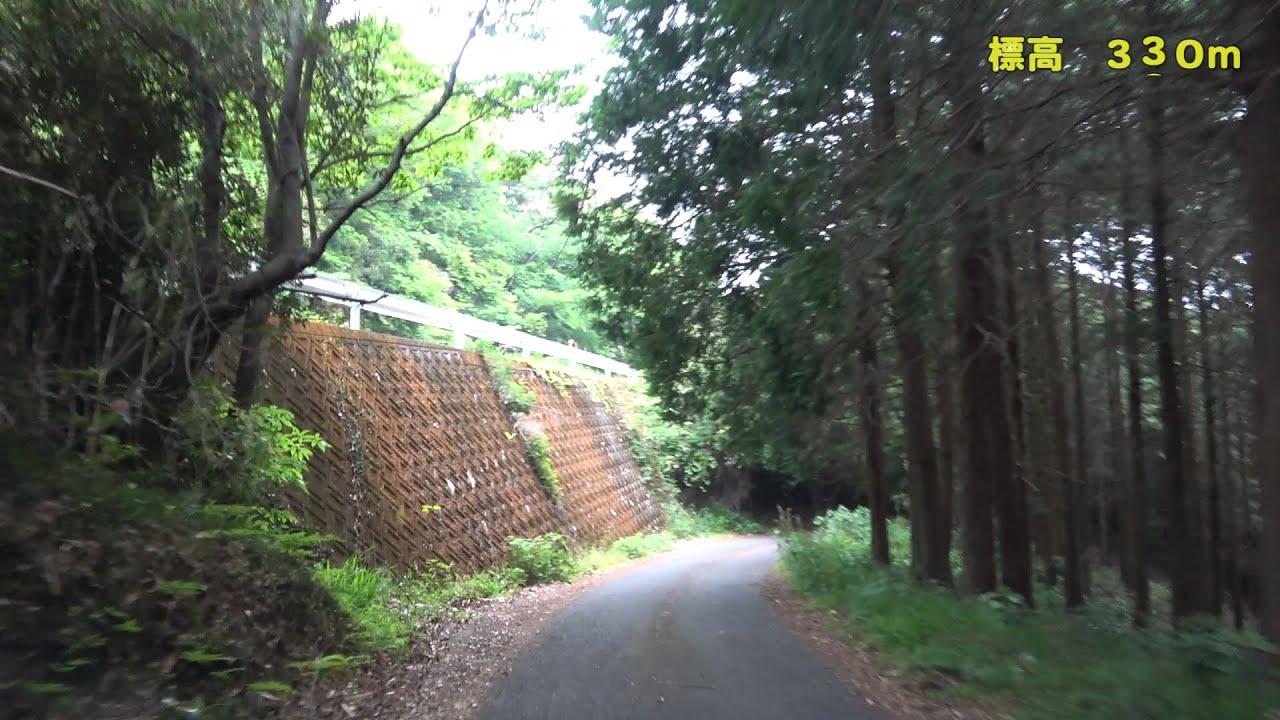 【酷道ラリー】東九州縦断険道コース その23