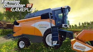 Farming Simulator 2015 Gameplay (PC HD)