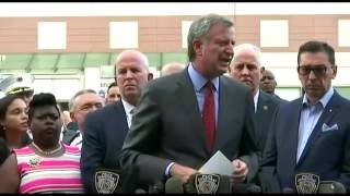 Bronx-Lebanon Hospital Shooting: Mayor and NYPD Commissioner Update