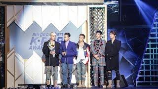 '5th Gaon Chart K-pop Awards Highlight'