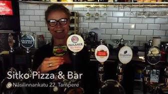 SITKO PIZZA & BAR: Pizza Restaurant in Tampere, Finland