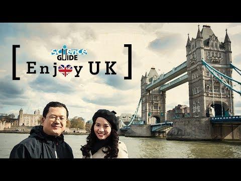 Science Guide ตอน Enjoy UK