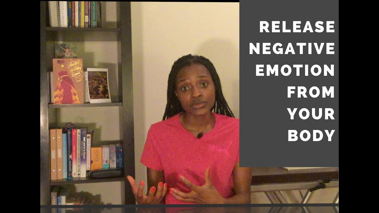 Release Trapped Emotion From Your Body