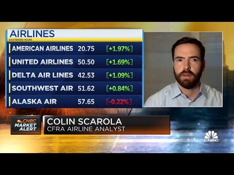 Airline analyst on how the delta variant could impact the travel industry