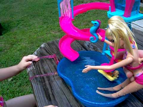 August 2011 The New Barbie Pool And Youtube