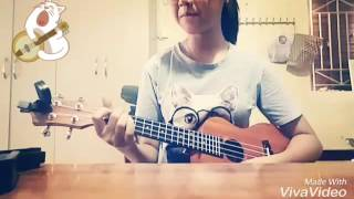 Love yourself cover by bich alison with ukulele (justin bieber)