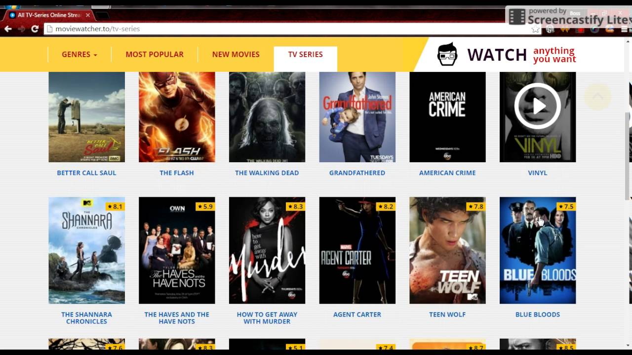 how to watch movies from the movie theater free online