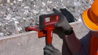 Ротационный лазерный нивелир PR 30 HVS A12