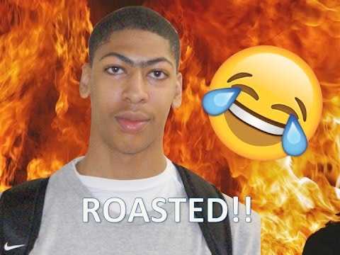 Anthony Davis (basketball player) Roast (Try not to laugh or grin challenge)