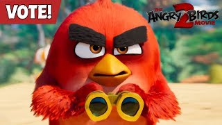 The Angry Birds Movie 2 - Vote for Your Favorite Trailer