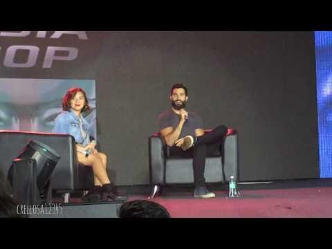 [HD] Tyler Hoechlin at Asia Pop Comic Con 2017
